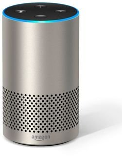 Amazon Echo (2. generace) Silver