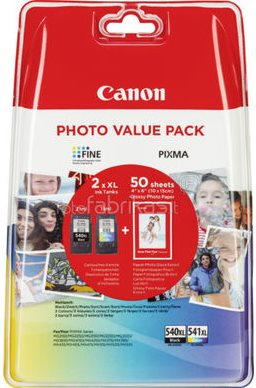 Canon ink. náplň PG-540XL / CL-541XL PHOTO VALUE multipack