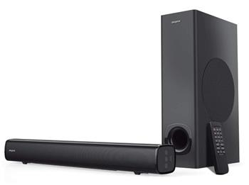 Creative Labs Wireless soundbar Stage 2.1 with subwoofer