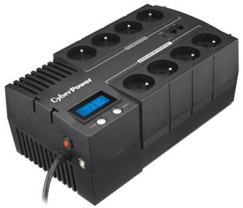CyberPower BRICs LCD UPS 1000VA / 600W - české zásuvky