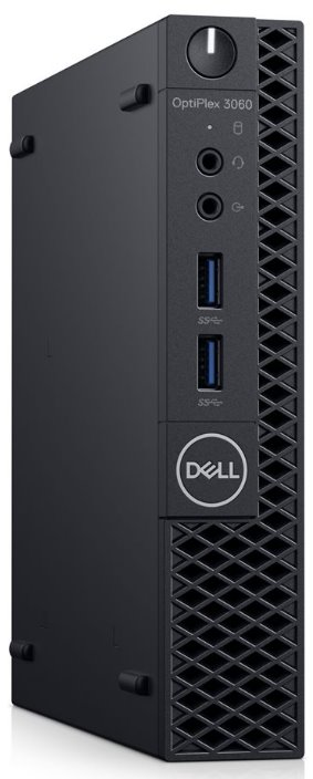 DELL Optiplex 3060 Micro i3-8100T/4GB/128GB SSD/HDMI/DP/W10P/3RNBD