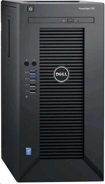 DELL T30/ E3-1225/ 8GB/ 2x 1TB Raid 1/ DVDRW/ 3YNBD on-site