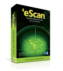 eScan Internet Security Suite s Cloud Security, 1 Uživatel, 12 Měsíců