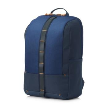 "HP 15.6"" Commuter Backpack Blue, batoh na notebook 5EE92AA"