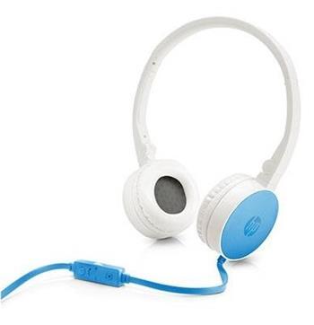 HP sterofonní sluchátka H2800 Blue