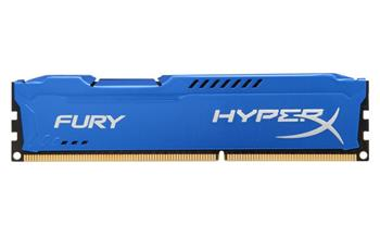 HyperX Fury 8GB 1333MHz DDR3 CL9 Blue