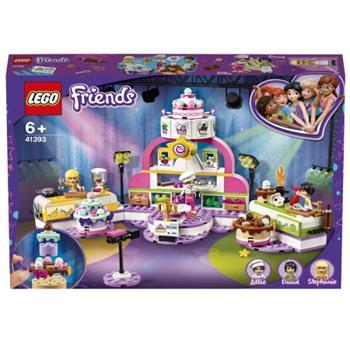 LEGO Friends - Soutěž v pečení 41393