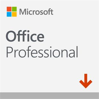 Microsoft Office Professional 2019, el.licence
