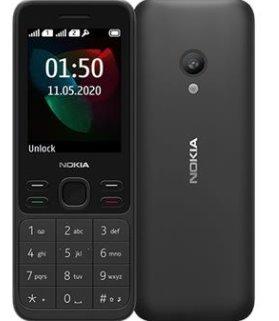 Nokia 150 (Dual SIM), Black