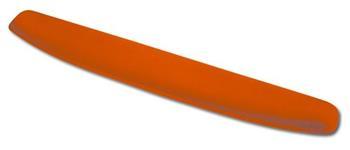 Předložka před klávesnici gelová oranžová