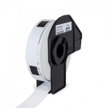 PRINTLINE Kompatibilní etikety s Brother DK-11203, papírové bílé, databáze 17x87mm, 300 ks