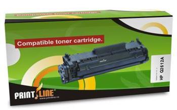 PRINTLINE kompatibilní toner s Canon CRG-732, cyan