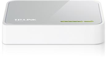 TP-LINK TL-SF1005D, switch 5 × 10/100
