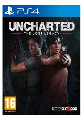 Uncharted: The Lost Legacy PS4