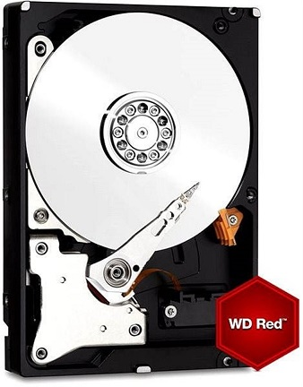 WD RED NAS WD80EFAX 8TB SATAIII/600 256MB cache